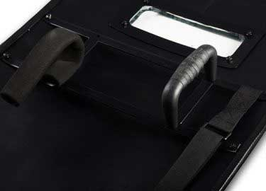 ballistic shield handle
