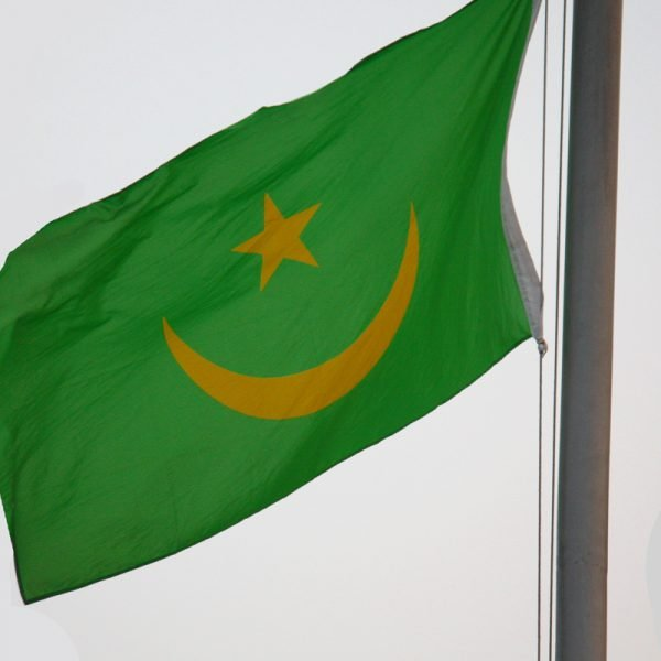 national flag of mauritania (2)