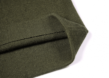 olive green army sweater (3)