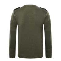 olive green army sweater (5)