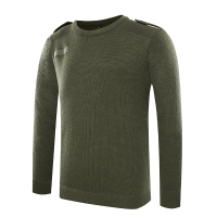 olive green army sweater (6)
