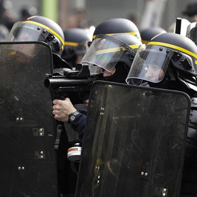 Anti Riot Shield For Police (2)