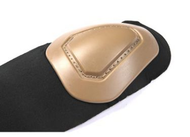 Soft Strong Plastic Cover for Knee