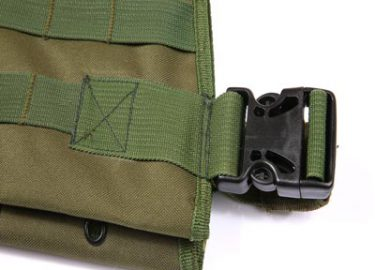 waist buckle for quick release