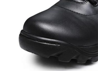Seamed-on-front-of-outsole