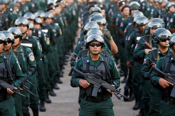 cambodian Police 2