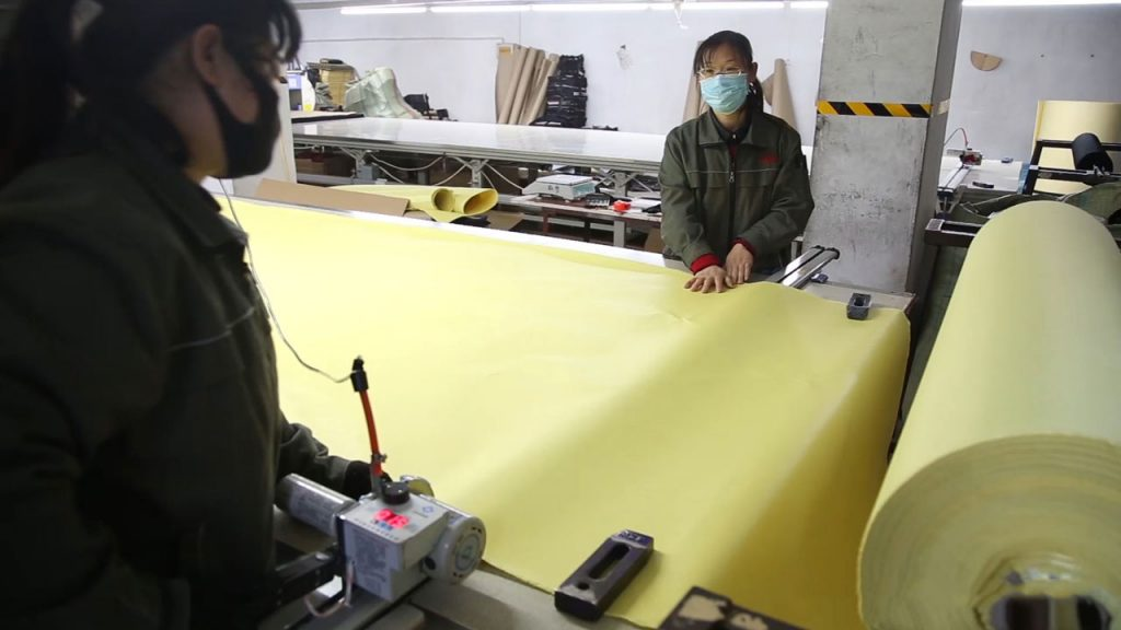 bulletproof vest production lines (2)