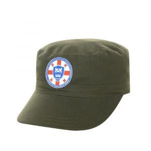 Military Cap XINXING BC02 Georgia Aviation Security Police Olive Green Army Police Security Tactical Hat Cap